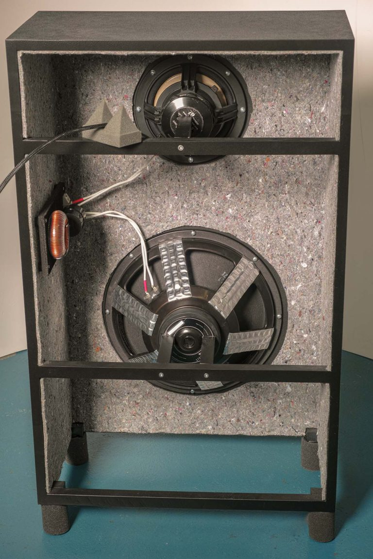DIY Audio Open Baffle Tangband Alfa